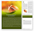 Sports: Ball Lacing Word Template #01254
