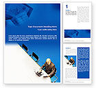 Business: Preparing For Business Meeting Word Template #01672