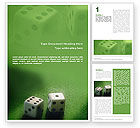 Art & Entertainment: Dice On A Green Cloth Word Template #01735
