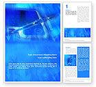 Technology, Science & Computers: High-tech-digital-stift Word Vorlage #01890
