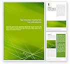 Telecommunication: Binary Green Word Template #02070