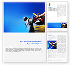 Business Concepts: Sprint Word Template #02097