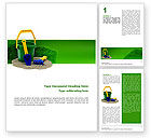 Education & Training: Child's play Word Template #02520