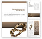 Business Concepts: Rope Word Template #02532