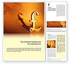 Financial/Accounting: Pound Word Template #02534