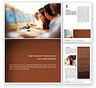 Education & Training: Computer Auditorium Word Template #02615