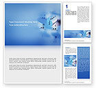 Education & Training: Fractions Word Template #02626
