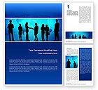 People: Modelo do Word - contratando pessoas #02686