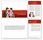 Education & Training: Bullying Word Template #02884