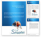 Consulting: Women's Success Word Template #02900