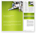Education & Training: Self-education Word Template #02948