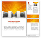 Business Concepts: Array Word Template #02963