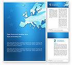 Global: Europe Word Template #02988