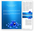 Business Concepts: Structure Word Template #02996