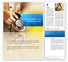 Business Concepts: Compass In Use Word Template #03018