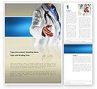 Medical: Pediatrist Word Template #03105