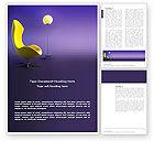Art & Entertainment: Modèle Word de confort #03182
