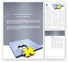 Business Concepts: Rede Word Template #03290