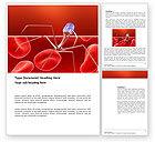 Medical: Modèle Word de nanotechnologie en médecine #03329