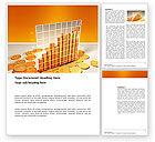Financial/Accounting: Treasure Diagram Word Template #03350