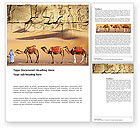 Education & Training: Pharaoh Word Template #03385