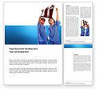 Education & Training: Radiologie Word Vorlage #03398