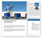 Education & Training: Public Presentation Word Template #03421