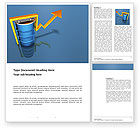 Financial/Accounting: Petroleum Prices Word Template #03447