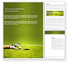 Business Concepts: One Step Word Template #03465