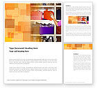 Careers/Industry: Check Room Word Template #03471