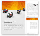 Education & Training: Education Programs Word Template #03489