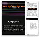 Medical: Modelo do Word - eletrocardiografia #03538