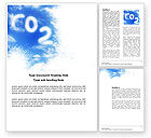 Nature & Environment: Carbonic Acid Word Template #03601