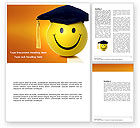 Education & Training: Education With Fun Word Template #03700