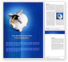 Financial/Accounting: Education Costs Word Template #03703