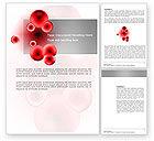 Medical: Erythrocytes Word Template #03708