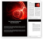 Abstract/Textures: Red Fantasy Word Template #03749