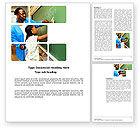 Education & Training: Basic Knowledge Teacher Word Template #03790