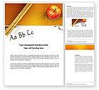 Education & Training: Elementary School Word Template #03795
