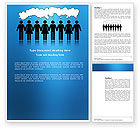 Business Concepts: Mental Area Word Template #03839