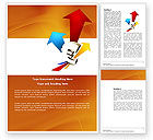 Financial/Accounting: Euro Rates Word Template #03862