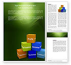 Business: Marketing Research Word Template #03865