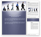 Business Concepts: Education and Development Word Template #03880