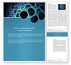 Abstract/Textures: Modelo do Word - tecido poroso #04035