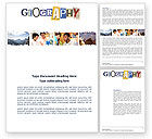 Education & Training: Geography Optional Course Word Template #04060