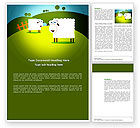 Agriculture and Animals: Sheep In Primitive Picture Word Template #04099
