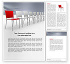 Business Concepts: Distinguishing Word Template #04206