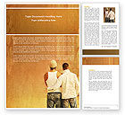 People: Homosexual Relationships Word Template #04313
