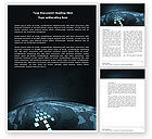 Global: Interactivity Word Template #04321