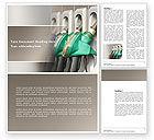 Careers/Industry: Gasoline Word Template #04391